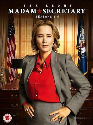 Madam Secretary: Seasons 1-5 (Box Set) [DVD]