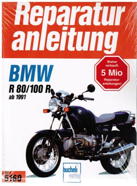 Buch Reparaturanleitung BMW R 45 / R 65 R45/R65 ab  Bj. 1978 - 1980 Band 5160