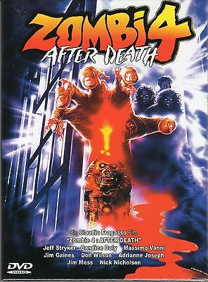 Zombi 4 - After Death , 100% uncut , DVD , Region2 - Halloween 4 Deaths