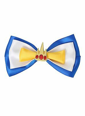 Adventure Time Ice King Cosplay Hair Bow Pin Clip Costume Dress Up NWT