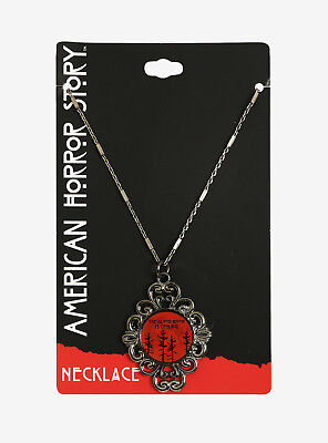 American Horror Story: Roanoke The Blood Moon Is Coming Pendant Necklace NEW