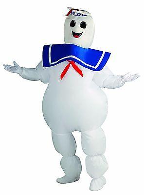Rubies Ghostbuster Aufblasbar Marshmallow Man Stay Puft Halloween Kostüm 889832