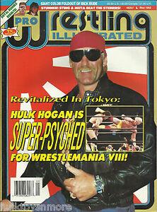 Pro-Wrestling-Illustrated-PWI-May-1992-Hulk-Hogan-w-Rick-Rude-Poster