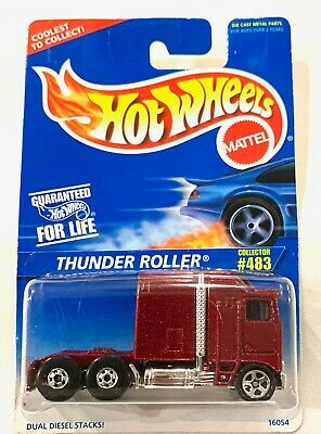 Hot Wheels 1995 #483 Thunder Roller.