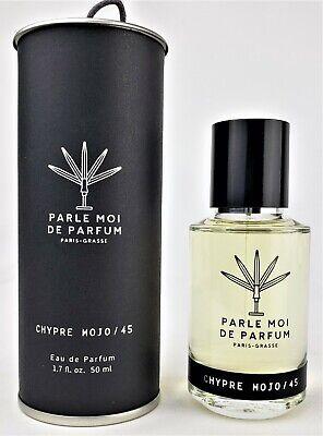Parle Moi De Parfum Chypre Mojo Eau de Parfum 50ml New Authentic Fast Ship!!