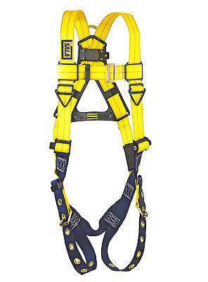 Dbi Sala 1102008 Delta Vest Harness With Tongue Buckle Legs Side D Rings