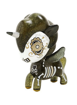NIP SEALED 2018 TOKIDOKI Caramelo Unicorno Day Of Dead Hot Topic Halloween Vinyl - Spongebob Halloween Day Games