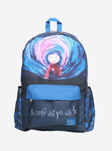 Loungefly Coraline Tunnel Backpack NEW! RARE!