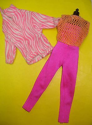 Jem and the Holograms 80s Doll Clothes PERMANENT WAVE Fashion