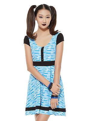 The Powerpuff Girls Bubbles Dress, XXL
