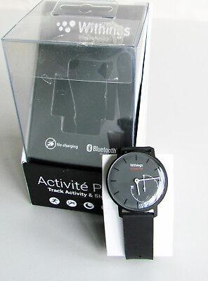 Withings Activité Pop- Shark Smartwatch mit Aktivitäts Sportuhr Schlaftracker F3