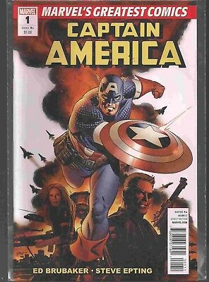 Captain America 1 (Marvel) (2010) Marvels Greatest Comics for sale  Shipping to Ireland