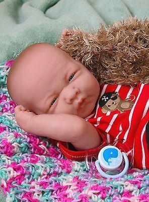 Baby Junge Puppe Spielzeug Berenguer 14