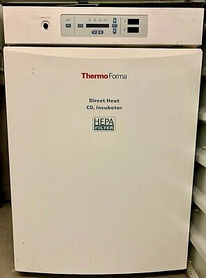 Themoforma Ultimate Incubator Constant Temperature 37 Degrees Celsius