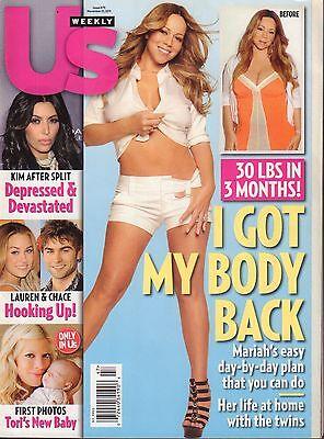 Us Weekly November 21 2011 Kim Kardashian  Tori Spelling 052217Nondbe