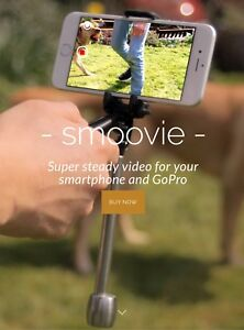 GoPro / Cellphone Smoovie Pocket Stabiliser Pro