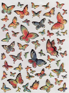 K & Company Pillow Stickers ***NATURE BUTTERFLY
