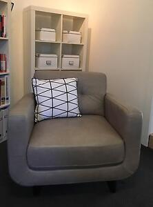 Brand new stunning 100% Italian Vintage Leather Armchair Caringbah Sutherland Area Preview