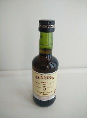 Miniatura de vino oporto BLANDY'S Madeira 5 años