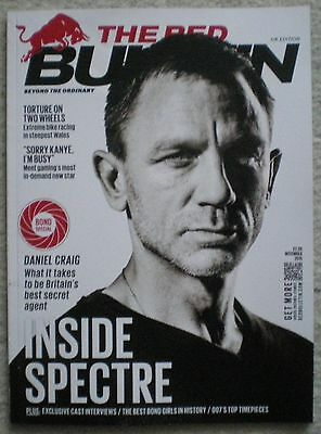 Daniel Craig - Spectre – The Red Bulletin magazine – November 2015