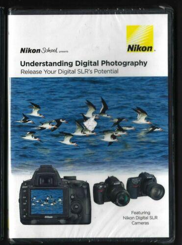 Nikon School Instructional Video DVD - Understanding Digital SLR Photography