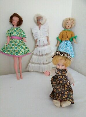 Vintage Fashion Dolls including Sindy Clones