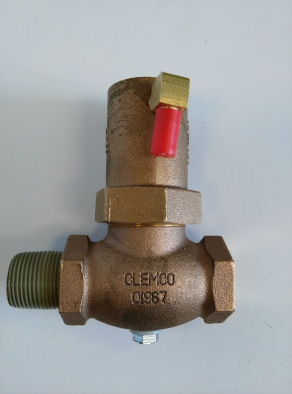 "Clemco Outlet Exhaust Valve 1"" # 01967"