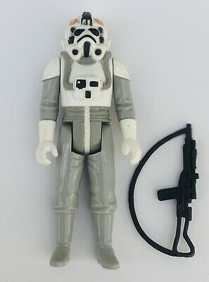 vintage Star Wars AT-AT Driver Minty Complete