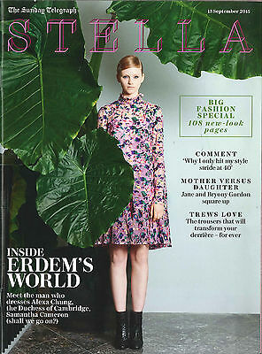 Stella: erdem moralioglu s' ouvre sa first london magasin, robe well at 40