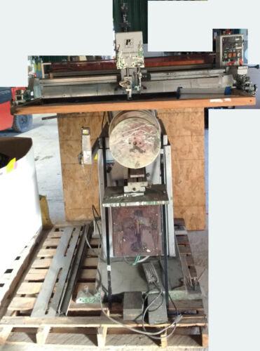 Kent P/P Canada SP-800 Silk Screen Printer / Pad Printer