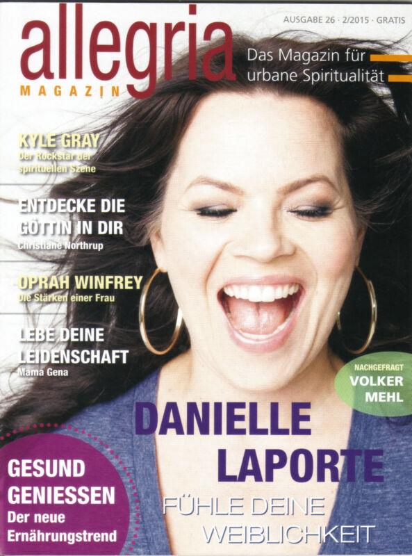 allegria Das Magazin für urbane Spiritualität 02/2015