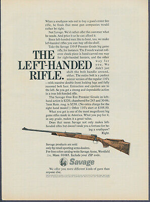Advertisements - Vintage Savage