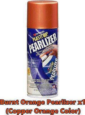 Performix Plasti Dip Burnt Orange Pearlizer Spray Can 11289 Single