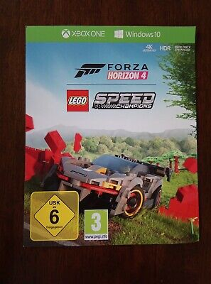 Xbox One Forza Horizon 4 and Lego Speed Champions