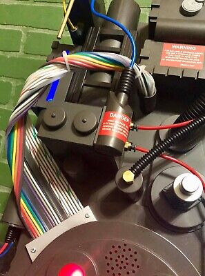 Ghostbusters GB1 Ribbon Cable 80% Scale Upgrade For Spirit Halloween Proton Pack](Halloween Scales)