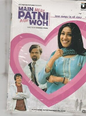 Pati patni aur Woh - rajpal yadav [Dvd]1st Edition Released  for sale  Shipping to India