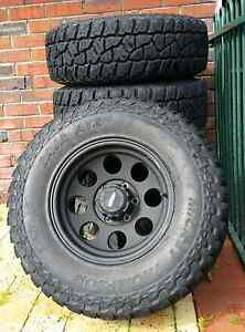 "32"" Tyres Hilux Riverton Canning Area Preview"