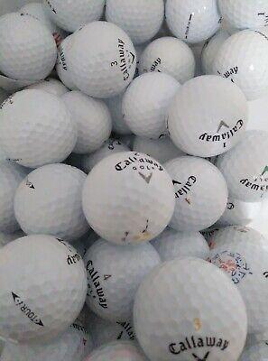 50 Bolas De Golf Callaway Grado A Y B
