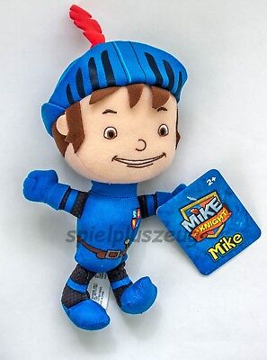 Mike Der Ritter Stoff Figur Mike 22cm Fisher Price NEU