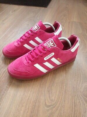Adidas Jeans trainers...size 9..... Ruby..... PRICE DROP