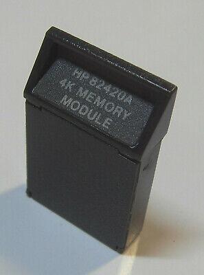 HP 82420A 4K Memory Modul f.HP-71B (#8652)