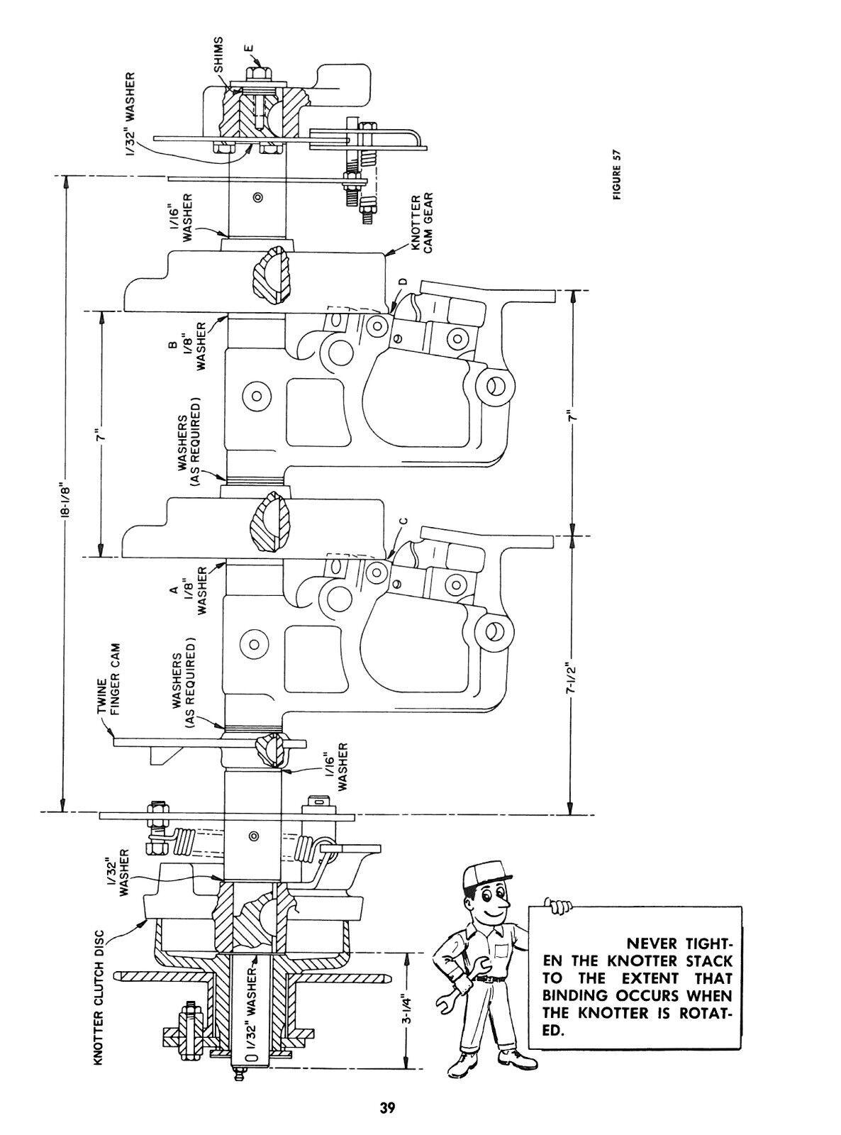 New Holland 276 Hayliner Baler Operator's AND Parts Manual Catalog