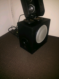Logitech X230 speakers