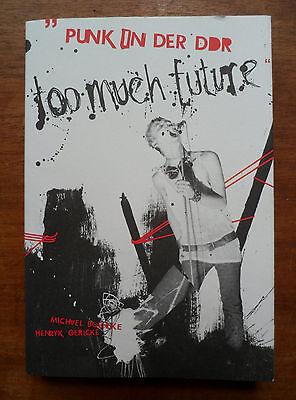 OSTpunk - Too Much Future – Punk in der DDR (Punk In The GDR), Neu