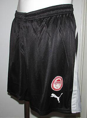 "Puma Olympiakos Goalkeepers Football Shorts Size L / 37""W Olympiacos BNWT"