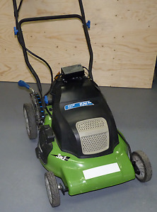 "24V Craftsman Cordless 20"" Lawnmower with BRAND NEW Batteries"