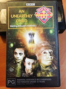 DOCTOR-WHO-AN-UNEARTHLY-CHILD-WILLIAM-HARTNELL-VHS