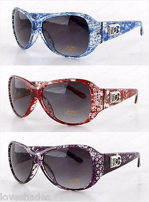 New DG Sunglasses Rhinestone Bling Eyewear Fashion Desginer Womens Shades HOT