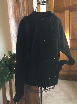 Gap Wool Jacket, Black M for sale  Shipping to India