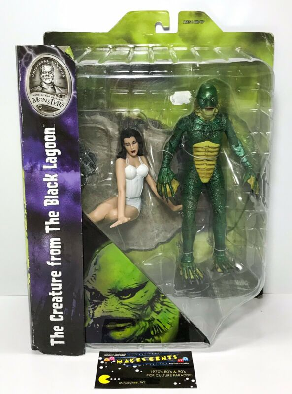 Creature From The Black Lagoon Universal Studio Figure Diamond Select Horror NEW